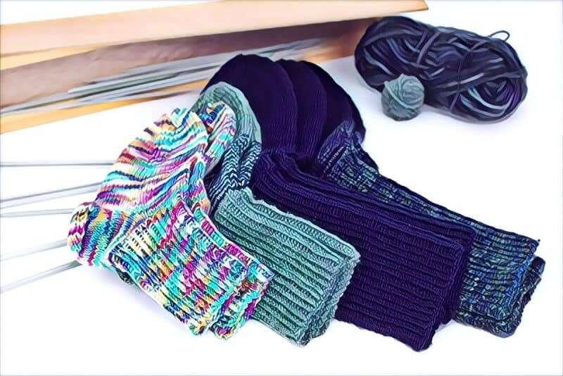Socken stricken: Anpassbarkeit auf kleinster Fläche – so wird es persönlich